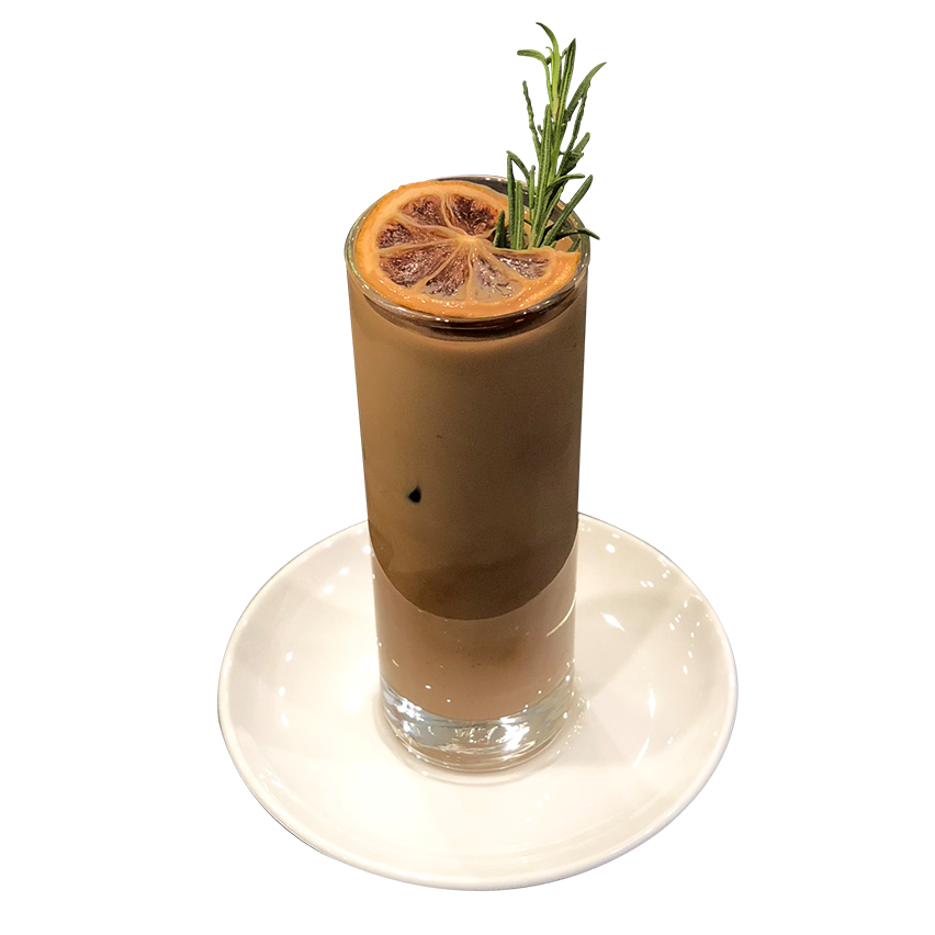 YUZU DRESSING LATTE