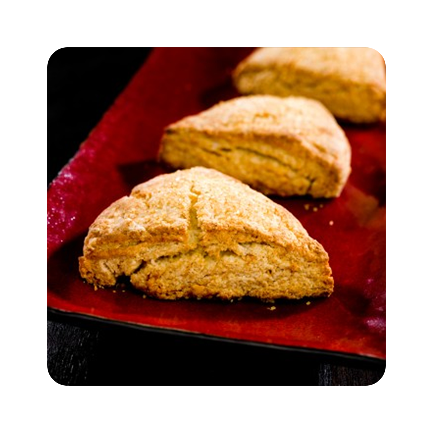 ROASTED HAZELNUT SCONES 사진