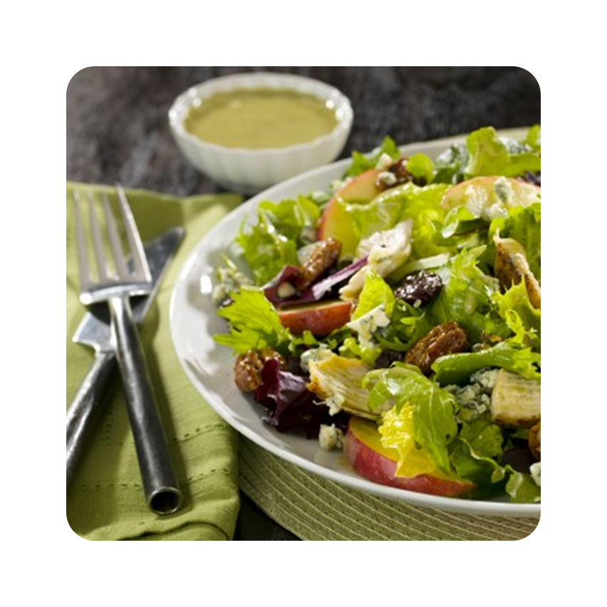 CREAMY GRANNY SMITH APPLE VINAIGRETTE 사진
